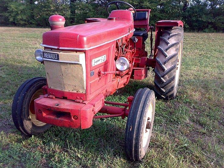renault super 5d tracteurs pinterest tracteurs et renault. Black Bedroom Furniture Sets. Home Design Ideas