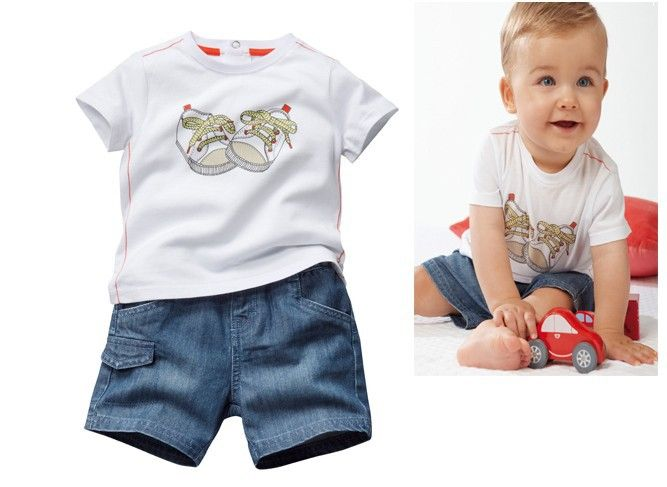 Simple Baby Boy Clothing - http://www.ikuzobaby.com/simple-baby ...