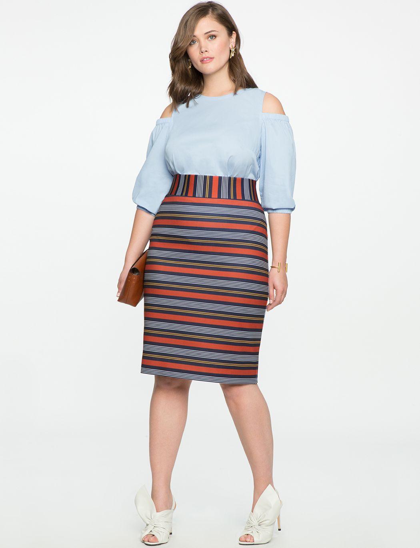 fc82d9d9a1a Neoprene Pencil Skirt