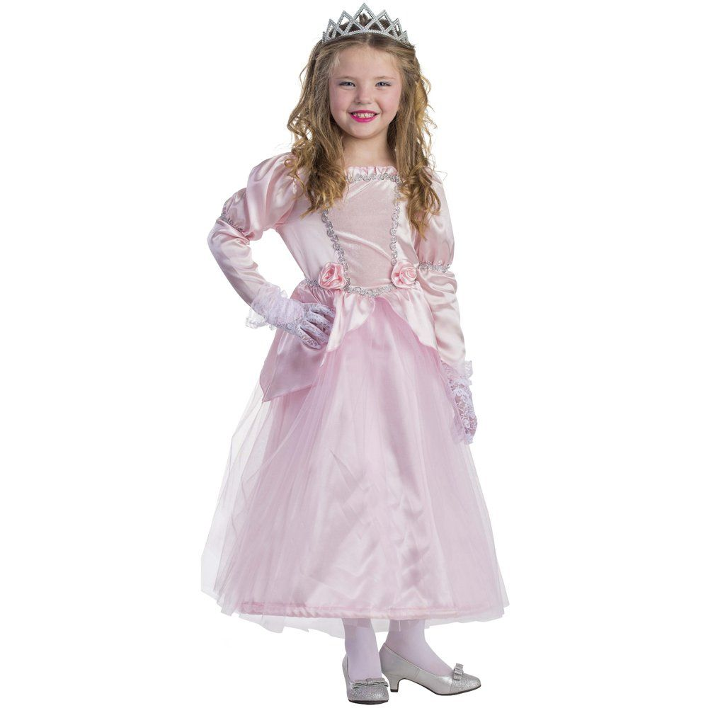 Adorable Princess Costume Size Toddler 4 Learn More Testimonials Of The Item By Seeing The Web Li In 2020 Princess Dress Up Pink Princess Dress Dress Up Costumes