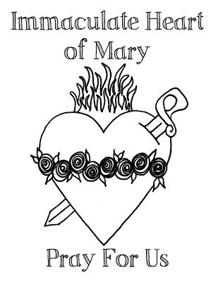 catholic schools week coloring pages - photo#30