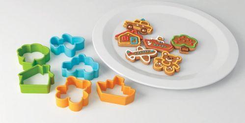 Foremki Do Wykrawania Ciasteczek Dla Chlopcow Tescoma Kids Sugar Cookie Kids Cookies