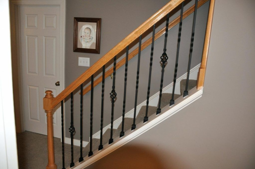 13 Images Interior Stair Railing Kits Home Decorating Ideas