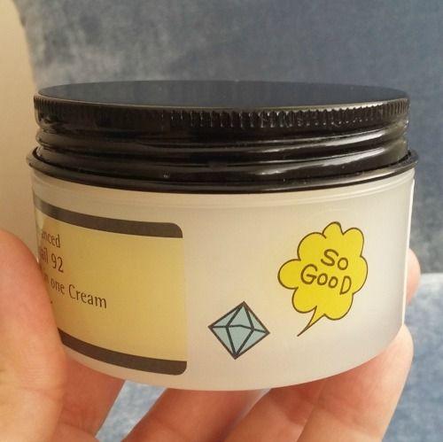 Un viento del este: Cosrx Advanced Snail 92 All in One Cream