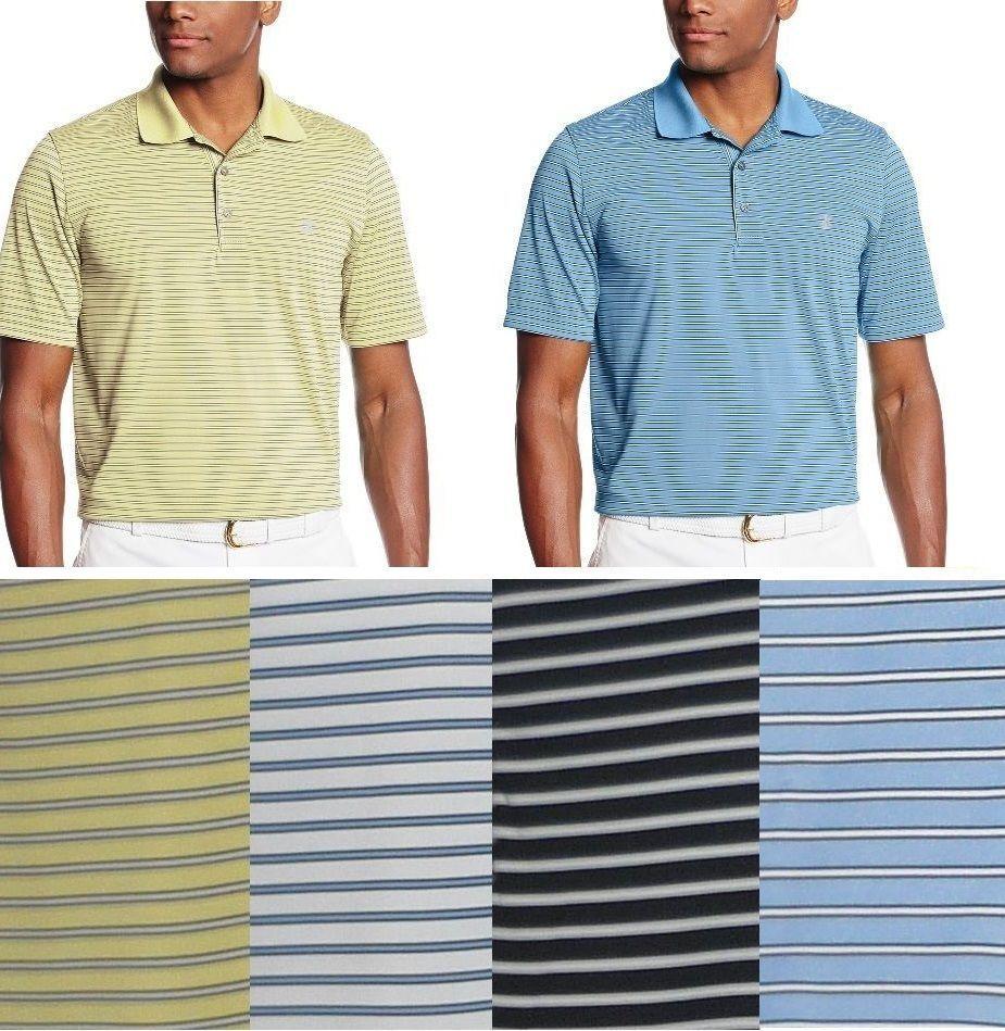 Izod Mens Polo Shirt Golf short sleeve feeder striped polyester size S M L NEW 16.99 http://www.ebay.com/itm/Izod-Mens-Polo-Shirt-Golf-short-sleeve-feeder-striped-polyester-size-S-M-L-NEW-/262572035691?ssPageName=STRK:MESE:IT