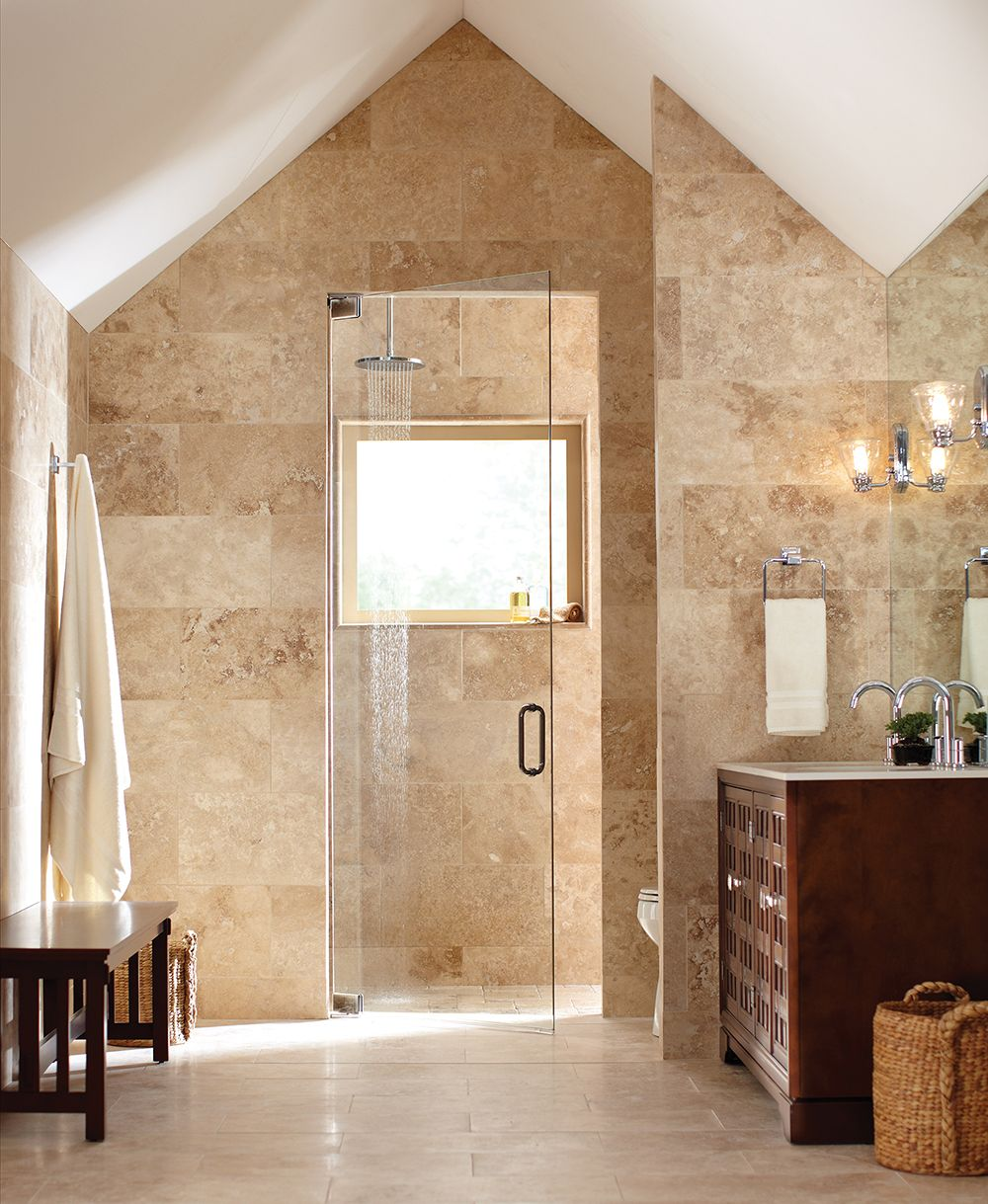 Bathroom reno coming up inspiration abounds click for Shower reno