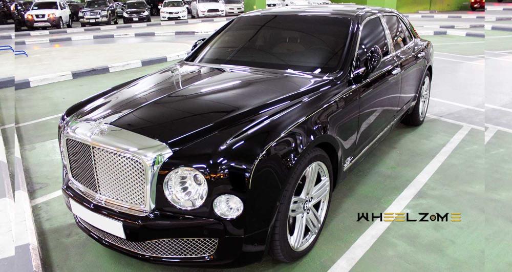 بنتلي مولسان التأدية الرياضية والفخامة الفائقة في تحفة واحدة موقع ويلز Bentley Mulsanne Car Bentley
