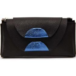 Photo of Gretchen – Opal Smartphone Purse – Piano Black Blue Gretchen