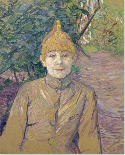Henri de Toulouse-Lautrec - The Streetwalker