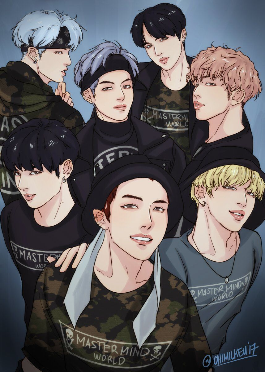 NA RI on Bts wallpaper, Bts drawings, About bts