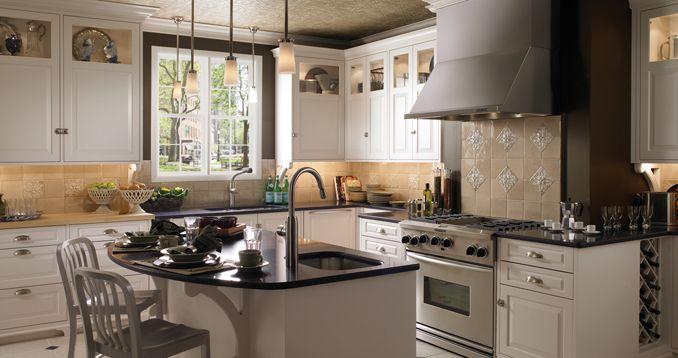 Lakeshore Drive Kitchen Wood Mode Cabinets Designs Kitchen