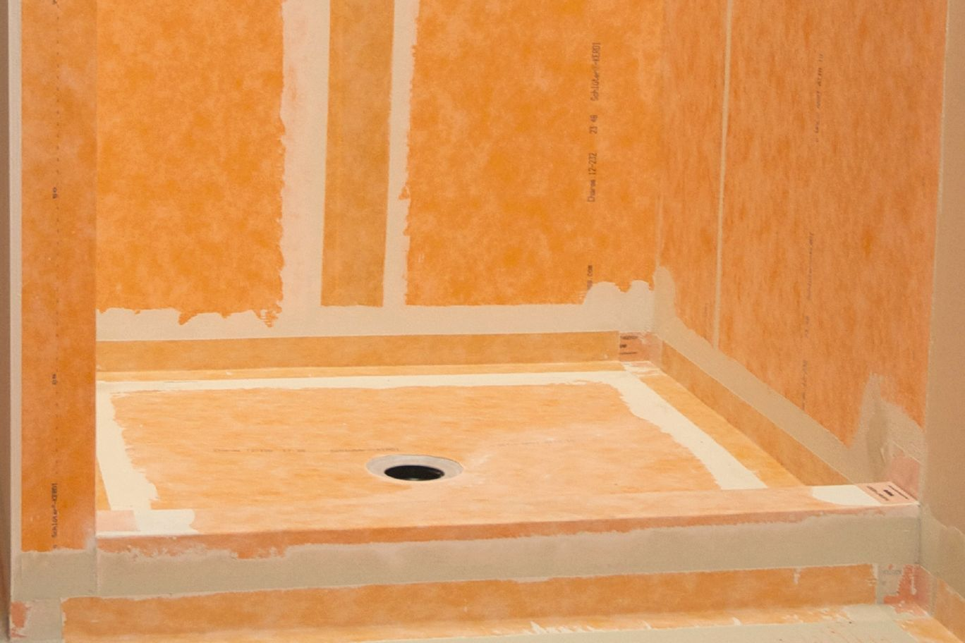 Kerdi Membrane Installation Made Simple Video Shower Tile Shower Wall Shower Systems