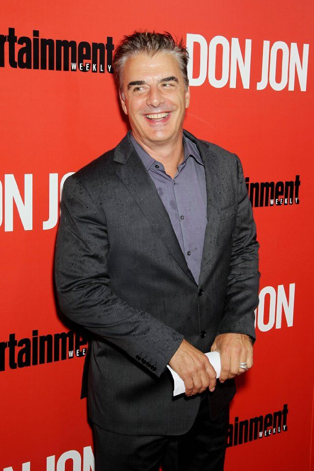 Chris Noth - Law & Order, Sex and the City, The Good Wife