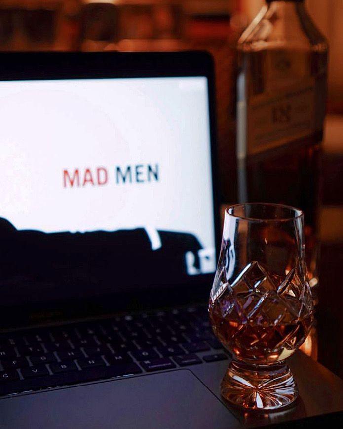 #JohnnieWalker #Whisky #Whiskey #MadMen #dondraper