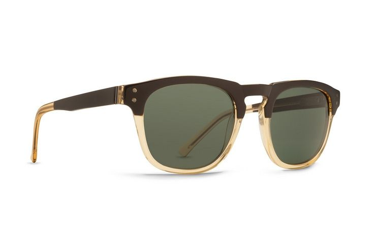 2f5887f54d5 Von Zipper Edison Black Buff Sunglasses Frame Lens
