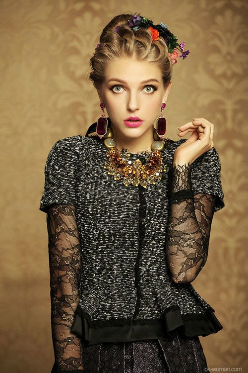 mind-blowing vintage clothing women (9) by LeoN in Retroterest ...