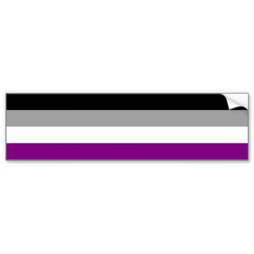 Asexuality flag