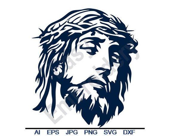 Free Black Jesus Cliparts, Download Free Clip Art, Free Clip Art on Clipart  Library   Jesus drawings, Jesus christ face, Jesus face