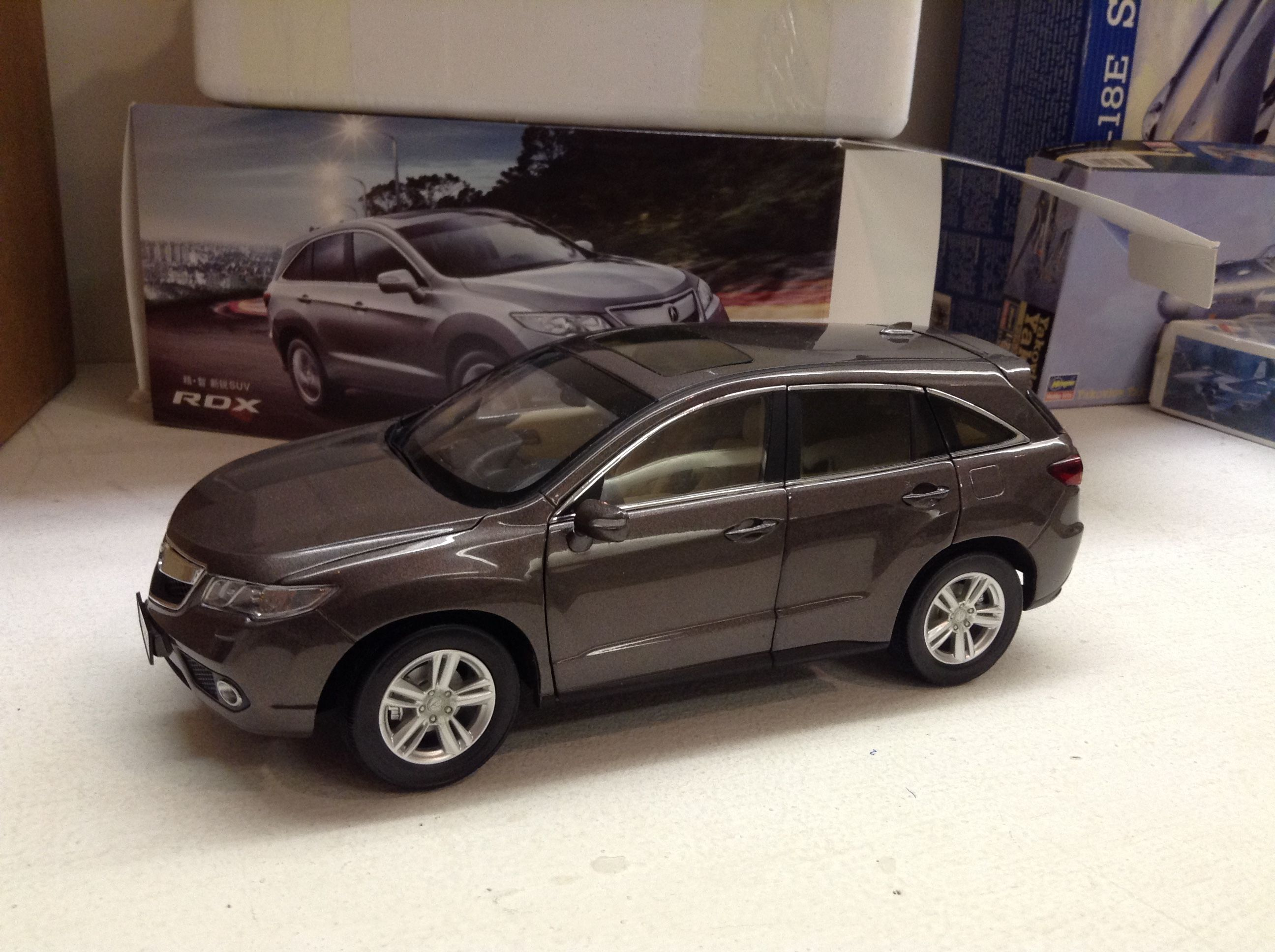 Ghostbusters toys car  Acura RDX by paudi  Model cars  Pinterest  Acura rdx Model car