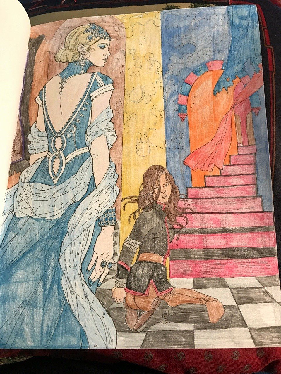 Red Queen Coloring Book Best Of The Dauntless Mockingjay Mare Barrow Apprehended In The Red Queen Red Queen Red Queen Victoria Aveyard The Red Queen Series