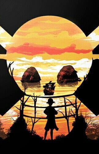 Xả ảnh One Piece