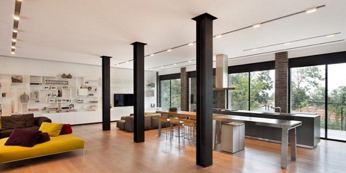 Interior Column Decoration Ideas Valoblogi Com