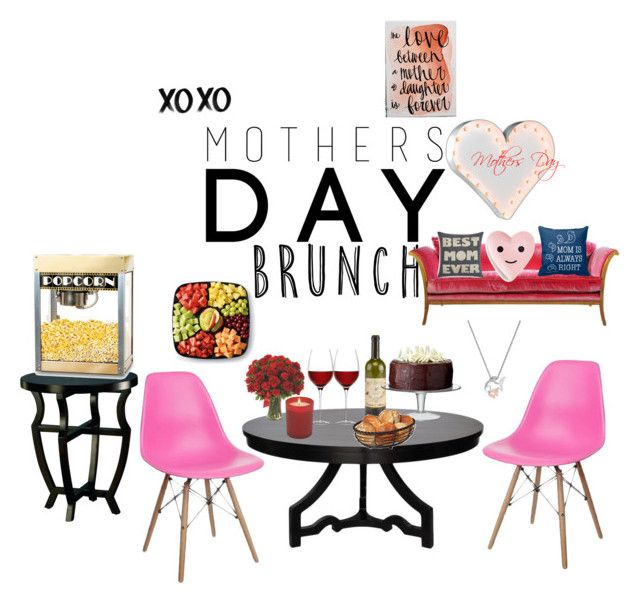 """Happy mothers day mom <3"" by aishaj845 ❤ liked on Polyvore featuring interior, interiors, interior design, home, home decor, interior decorating, Noir, Vintage Marquee Lights, Alexandra Ferguson and LSA International"