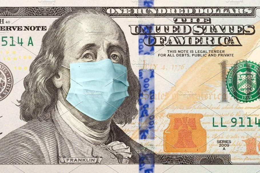 3 Pleat Face Mask Pattern In 2020 100 Dollar Bill Dollar Bill Dollar