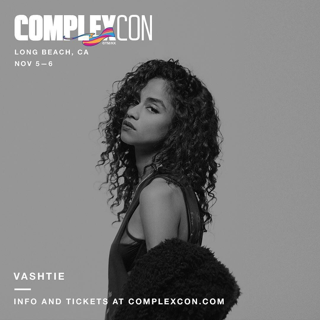 Going going. Back back. To Cali Cali See you at @ComplexCon | @Complex | @Shopify