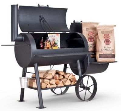 how to build a parrilla