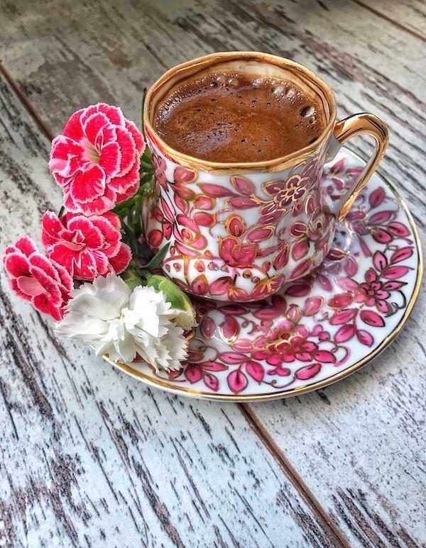 YASEMİN kokulu sevgilim♥️ Tea cups, China tea cups