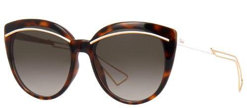bf50dea641 DiorlinerCD DiorLiner UGM HA Womens Havana Rose Gold Plastic Sunglasses