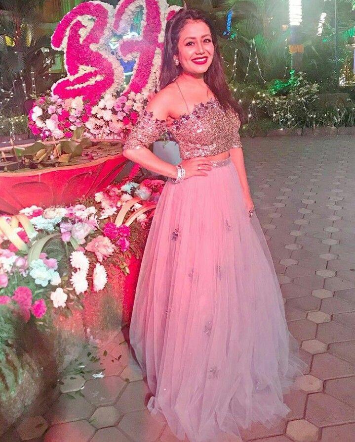 Manidrehar Neha Kakkar Dresses Dresses Indian Designer Outfits