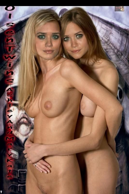 the olsen twins topless