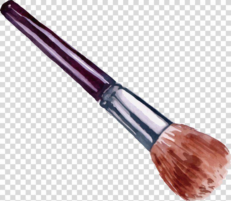 Makeup Brush Cosmetics Make Up Makeup Brush Vector Png Makeup Brush Brush Cdr Cosmetics Eye Shadow Makeup Brushes Makeup Make Up