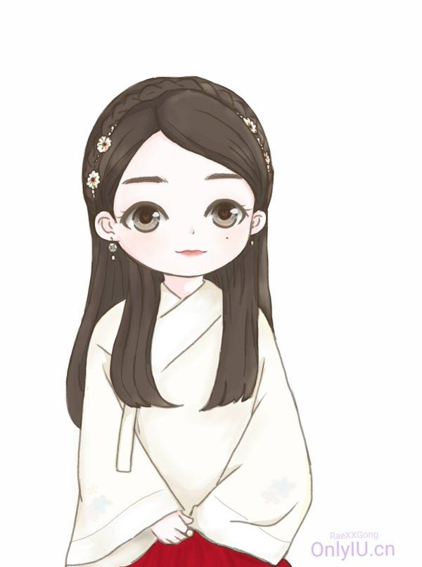 Onlyu Iu中国首站 On Twitter Anime Lovers Art Moon Lovers