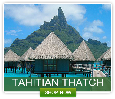 Tahitian Thatch With Images Thatch Thatched Roof Roofing
