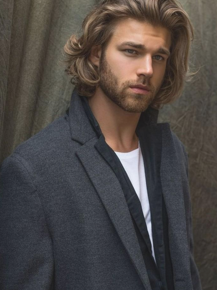 36 Best Haircuts For Men Top Trends From Milan Usa Uk Popular Haircuts Medium Length Hair Styles Long Hair Styles Men Mens Hairstyles Medium