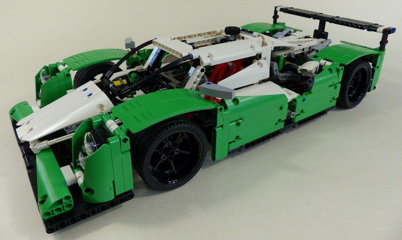 review lego technic 42039 voiture de course lmp1 mundo lego lego. Black Bedroom Furniture Sets. Home Design Ideas