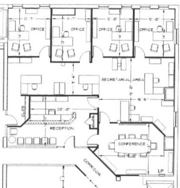 Floor Plan Lay Out Ideas Law Firm Inspiration