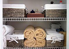 Hometalk :: Pretty Storage Ideas :: Remodelando la Casa - Cristina's clipboard on Hometalk