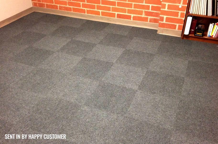 Hobnail Carpet Tiles Easy Install Residential Carpet Tile Carpet Tiles Easy Install Tiles