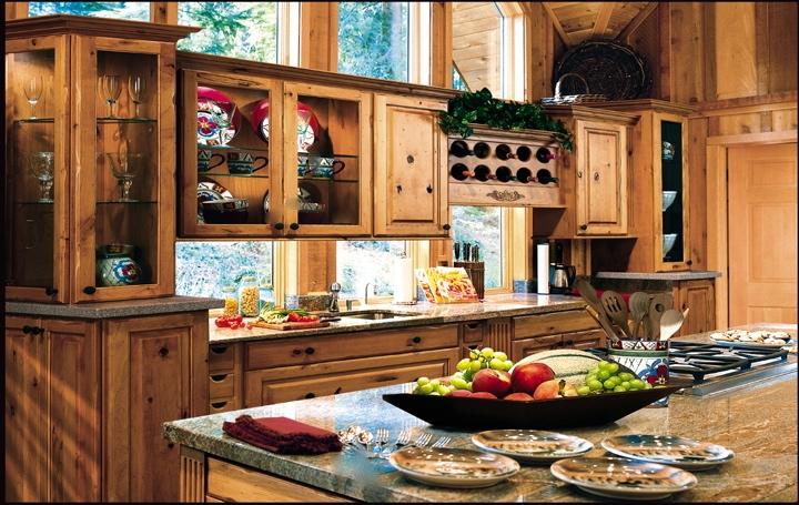 Custom Made Rustic Cozy Kitchen By Dewils Custom Cabinetry Rustic Kitchen Tables Kitchen Design Decor Kitchen Soffit