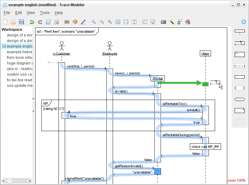 sequence diagram - Sequence Diagram Online Free