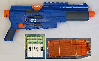 Dart Guns and Soft Darts 158749: New Nerf Blaster Only Blue Star Wars Rogue  One