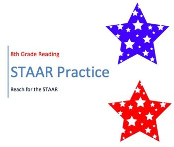 8th grade staar reading practice reading practice and students use this 8th grade staar reading practice to help your students get ready for the test malvernweather Images