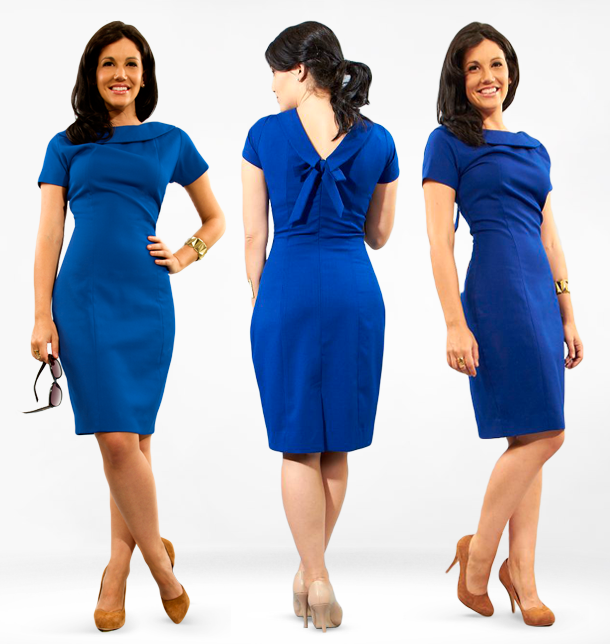Blue Formal Dresses For Women | Lady | Pinterest | Blue formal ...