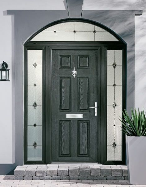 Composite Doors London, Coloured composite Front Doors, New Front ...