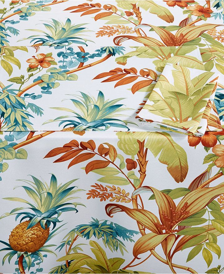 Tommy Bahama Tortuga Table Linens Collection 84 Quot Oblong