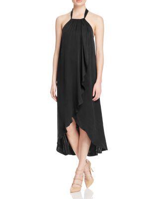 46c12f082f7 Ella Moss Seti Ruffle Halter Dress